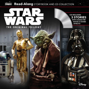 Star Wars Read-Along Storybook and CD Bind-up (04.09.2018)