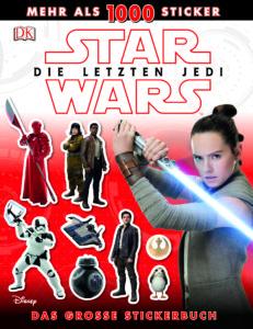 Star Wars: Die letzten Jedi: Das große Stickerbuch (19.12.2017)