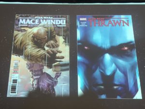 Thrawn Marvel-Comicadaption