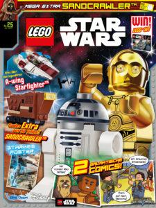 LEGO Star Wars Magazin #25 (24.06.2017)
