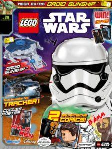 LEGO Star Wars Magazin #29 (21.10.2017)