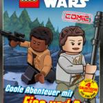 LEGO Star Wars Sammelband #7 - Coole Abenteuer mit Finn und Rey (07.10.2017)