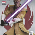Jedi of the Republic - Mace Windu #1 (Animation Variant Cover) (30.08.2017)