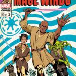 Jedi of the Republic - Mace Windu #1 (Javier Rodriguez Marvel Homage Variant Cover) (30.08.2017)
