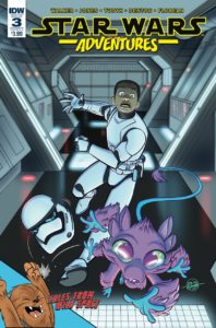 Star Wars Adventures #3 (Cover A by Eric Jones) (18.10.2017)