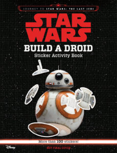 Build a Droid: Sticker Activity Book