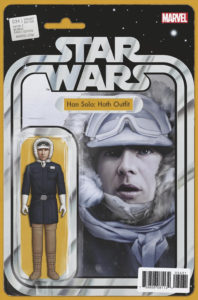 Star Wars #34 (Action Figure Variant Cover) (16.08.2017)
