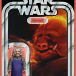 Star Wars #35 (Action Figure Variant Cover) (30.08.2017)