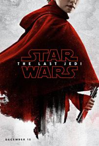 Die letzten Jedi Charakter-Poster Rey
