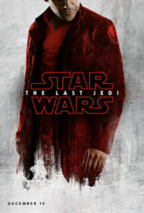 Die letzten Jedi Charakter-Poster Poe Dameron