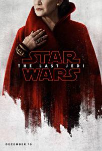 Die letzten Jedi Charakter-Poster Leia Organa