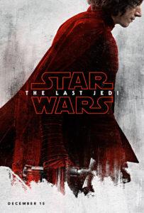 Die letzten Jedi Charakter-Poster Kylo Ren