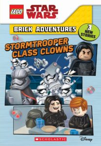 LEGO Star Wars: Brick Adventures 1: Stormtrooper Class Clowns (26.06.2018)