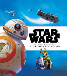 Galactic Adventures Storybook Collection (18.09.2018)