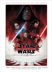 Star Wars: The Last Jedi - The Official Collector's Edition (19.12.2017)