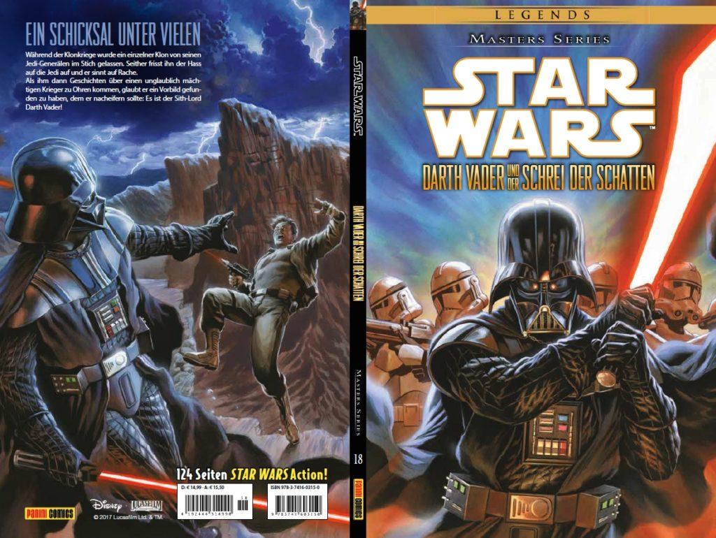 Masters Series #18: Darth Vader und der Schrei der Schatten (18.09.2017)
