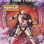 Captain Phasma #1 (Paulina Ganucheau Marvel Homage Variant Cover) (06.09.2017)