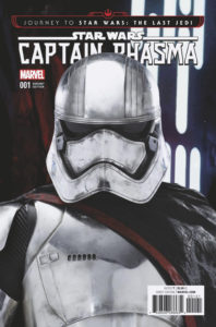 Captain Phasma #1 (Movie Variant Cover) (06.09.2017)