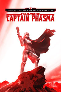 Captain Phasma #1 (Rahzzah Frankie's Comics Variant Cover) (06.09.2017)
