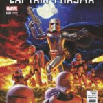 Captain Phasma #2 (Greg Hildebrandt Variant Cover) (20.09.2017)