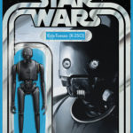 Rogue One: Cassian & K-2SO Special #1 (JTC Action Figure Variant Cover) (09.08.2017)