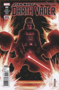 Darth Vader #2 (2nd Printing) (23.08.2017)