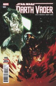 Darth Vader #3 (2nd Printing) (06.09.2017)