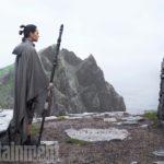 Rey und Luke in Die letzten Jedi (EW/Lucasfilm)