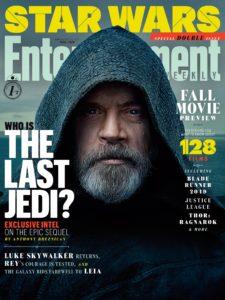 EW Fall Movie Preview 2017 - Luke-Cover (The Last Jedi)