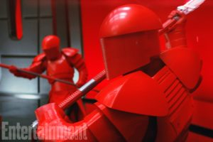 """Praetorian Guards"" in Die letzten Jedi (EW/Lucasfilm)"