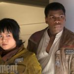 Rose und Finn in Die letzten Jedi (EW/Lucasfilm)
