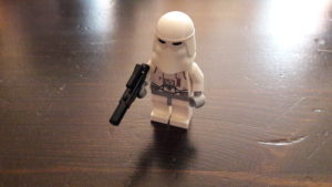 LEGO Star Wars Magazin #26 - Imperial Snowtrooper - Minifigur