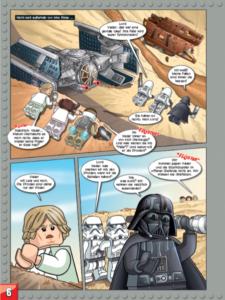 LEGO Star Wars Magazin #26 - Vorschau Seite 6