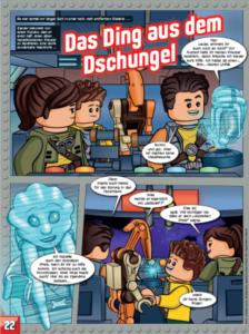 LEGO Star Wars Magazin #26 - Vorschau Seite 22