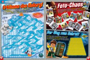 LEGO Star Wars Magazin #26 - Vorschau Seiten 14 und 15