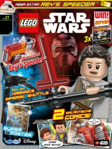 LEGO Star Wars Magazin #27 (26.08.2017)