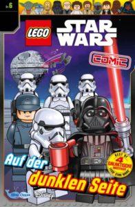 LEGO Star Wars Sammelband #6 - Auf der dunklen Seite (08.07.2017)