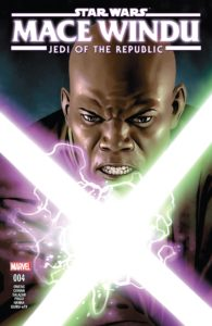 Jedi of the Republic – Mace Windu #4 (29.11.2017)