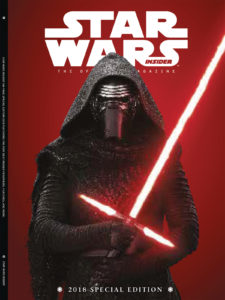 Star Wars Insider Special Edition 2018 (14.11.2017)