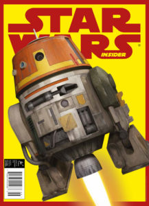 Star Wars Insider #151 (Comic Store Cover)