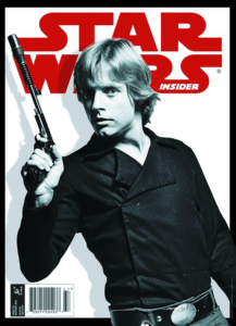 Star Wars Insider #154 (Comic Store Cover)