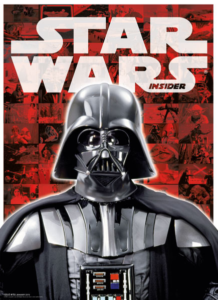 Star Wars Insider #154 (Subscriber Cover)
