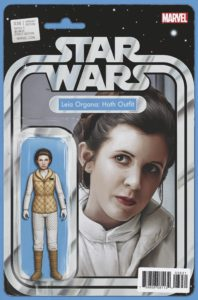 Star Wars #36 (Action Figure Variant Cover) (13.09.2017)
