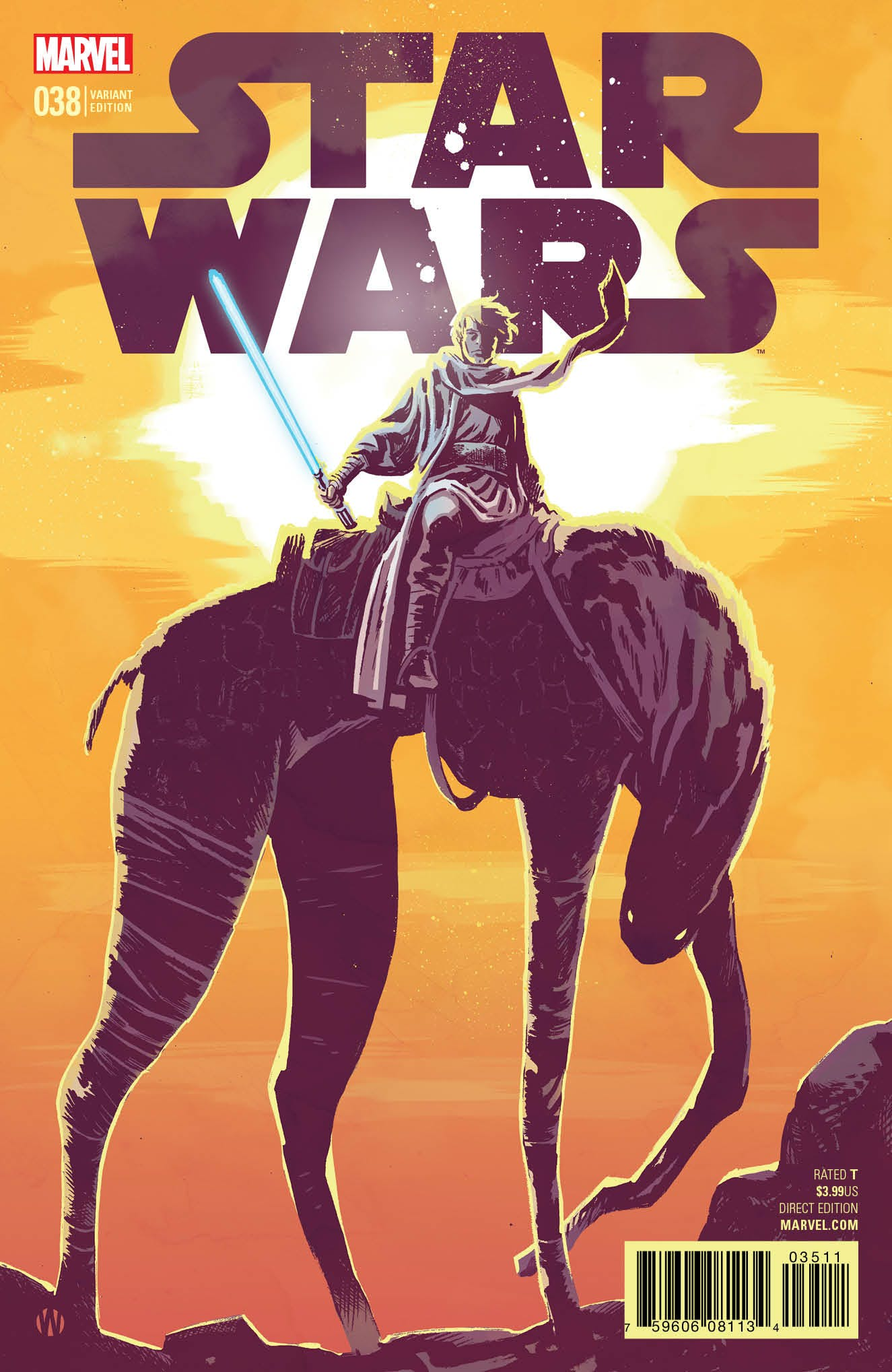 Star Wars #38 (Michael Walsh Variant Cover) (08.11.2017)