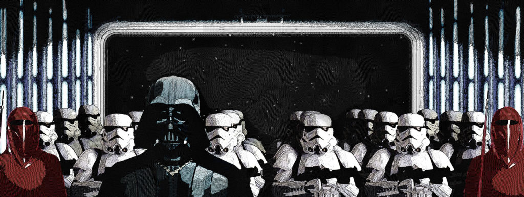 Star Wars: On the Front Lines Illustration 1
