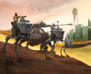 Star Wars: On the Front Lines Illustration 5