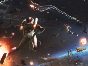Star Wars: On the Front Lines Illustration 6