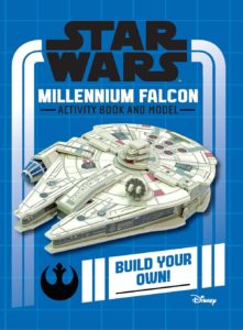 Millennium Falcon - Activity Book and Model (21.08.2018)