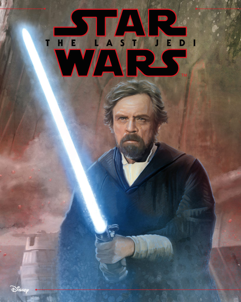 Star Wars: The Last Jedi Movie Storybook (06.03.2018)