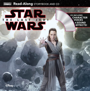 Star Wars: The Last Jedi - Read-Along Storybook and CD (06.03.2018)
